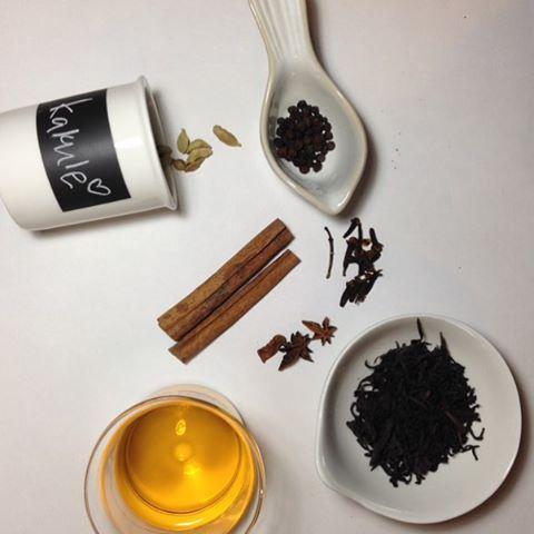 kakule çay