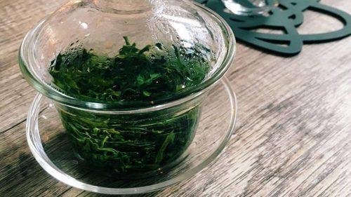 kore yeşil çayı